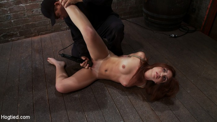Lexi Brooks Tied Up